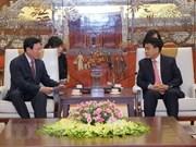 Solicitan al grupo surcoreano Lotte aumentar operación en Hanoi
