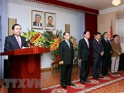 Embajada norcoreana conmemora visita de Kim Il Sung a Vietnam