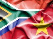 Comercio Vietnam-Sudáfrica hacia meta de dos mil millones de dólares en 2019