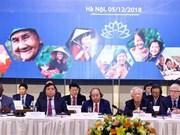 Gobierno de Vietnam desea impulsar la reforma administrativa, sostiene primer ministro