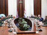 Revisan efectividad de operación del Centro Tropical Vietnam-Rusia