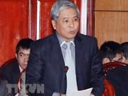 Comienza juicio de apelación en caso de exvicegobernador del Banco Estatal de Vietnam