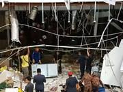 Al menos tres muertos en una explosión en Malasia