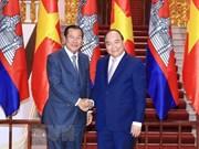 Visita a Vietnam de premier camboyano fomentará cooperación multisectorial