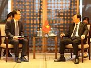 Resaltan aportes de organizaciones de Corea del Sur a impulso de lazos con Vietnam
