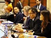 Vietnam e Italia hacia cooperación económica más efectiva