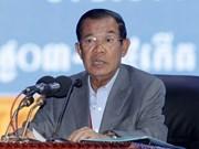 Premier camboyano inicia visita oficial a Vietnam