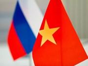 Rusia aspira a elevar intercambio comercial con Vietnam a 10 mil millones de dólares