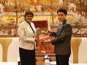 Destacan promoción de imagen de Hanoi en canal televisivo CNN