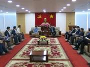 Empresas surcoreanas estudian oportunidades de cooperación e inversión con provincia vietnamita