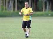 Proyectarán documental sobre entrenador Park Hang-seo vísperas de la final de Copa AFF Suzuki