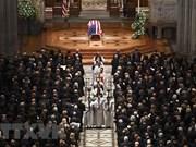 Dirigentes vietnamitas expresan condolencias por deceso de George H.W. Bush