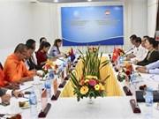 Vietnam y Camboya intensifican cooperación en zonas fronterizas