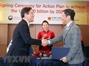 Visita de dirigente legislativa de Vietnam a Corea del Sur, marcador de relaciones bilaterales