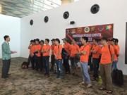 Indonesia libera a pescadores vietnamitas