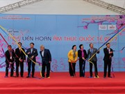Festival Gastronómico 2018 en Hanoi promueve la imagen de Vietnam