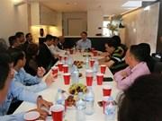 Vietnamitas residentes en Australia desean contribuir más al desarrollo de su patria