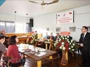 Asociación de amistad checa reafirma apoyo a Vietnam en salvaguardia nacional