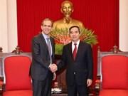 Vietnam promete mejores condiciones para Google, afirma alto funcionario partidista