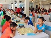 Celebrarán torneo asiático de ajedrez chino en Vietnam