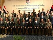 Tailandia y Laos acuerdan fortalecer cooperación contra drogas