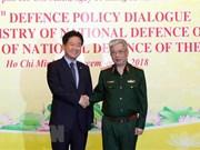Vietnam y Corea del Sur fortalecen cooperación en defensa