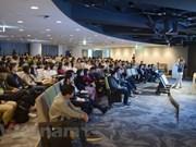 Jóvenes vietnamitas en Japón intercambian experiencias en campos laboral y profesional