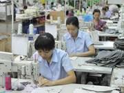 Vietnam reporta más de un millón de nuevos trabajadores de enero a noviembre