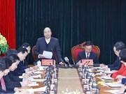 Cultura de etnias minoritarias, impulso para desarrollo de provincia vietnamita Hoa Binh