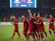 Vietnam empata con Malasia en partido de ida en final de copa sudesteasiática