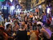 Se prevé visita de más de 26 millones de turistas a Hanoi este año