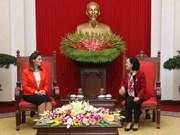 Delegación del Partido Nuevo Azerbaiyán visita Vietnam