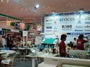 Inauguran en Ciudad Ho Chi Minh exposiciones internacionales sobre maquinaria e industria auxiliar