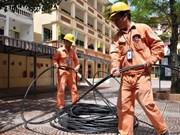 Grupo de electricidad de Vietnam alcanza crecimiento de 12 por ciento de producción