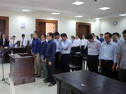 Inician juicio de apelación del caso de violación en banco VNCB de Vietnam