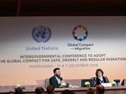 Vietnam resalta importancia de cooperación internacional para prevenir migración ilegal
