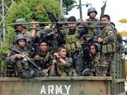 Filipinas extiende ley marcial en el sur del país hasta finales de 2019