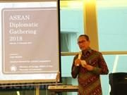 Indonesia actualiza a diplomáticos sobre progreso de la ASEAN