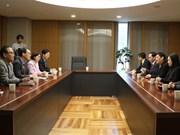 Vietnam y Corea del Sur intercambian experiencias en desarrollo de telecomunicaciones