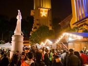 Celebrarán en Hanoi mercado navideño alemán