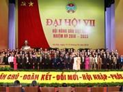 Clausuran VII Congreso de Asociación de Agricultores de Vietnam