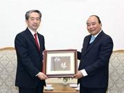 Premier de Vietnam aboga por fortalecimiento de relaciones con China y Dinamarca