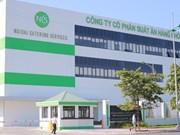 Vietnam Airlines inaugura nuevo establecimiento de catering en aeropuerto de Noi Bai