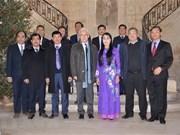 Provincia vietnamita de Vinh Phuc busca oportunidades de cooperación en Francia