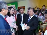 Premier participa en Feria de Promoción de Inversión en An Giang