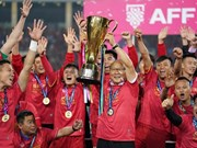 Trofeo de Copa AFF Suzuki 2018 para Vietnam: sueño hecho realidad tras 10 años