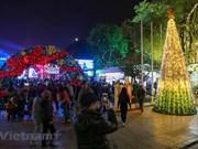 Inauguran en Hanoi fiesta Balade en France 2018