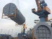 Empresa vietnamita de manufactura de equipamientos mejora posición en mercado extranjero