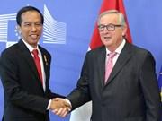 Indonesia y países europeos intensifican la cooperación comercial e inversionista