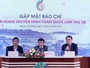 Vietnam celebrará Festival Nacional de Televisión